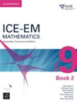 ICE-EM Mathematics Australian Curriculum Edition Year 9 Book 2 af Bill Pender, Peter Brown, Michael Evans