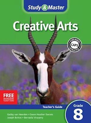 Study & Master Creative Arts Teacher's Guide Teacher's Guide