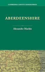 Aberdeenshire af Alexander Mackie