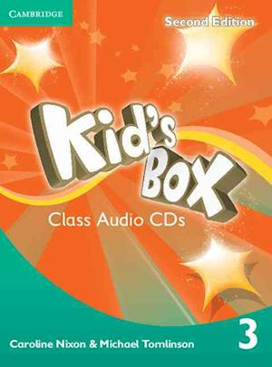Kid's Box Level 3 Class Audio CDs (2)