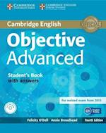 Objective Advanced Student's Book with Answers with CD-ROM (Objective)