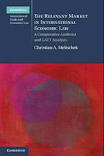 Relevant Market in International Economic Law