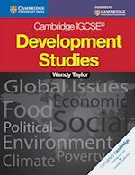 Cambridge IGCSE Development Studies Students Book (Cambridge International IGCSE)