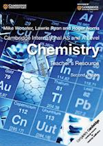 Cambridge International AS and A Level Chemistry Teacher's Resource af Mike Wooster