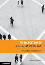 The Foundations of Australian Public Law