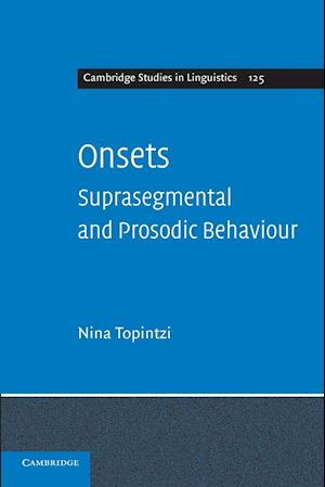 Onsets: Suprasegmental and Prosodic Behaviour