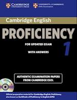 Cambridge English Proficiency 1 for Updated Exam With Answers (CPE Practice Tests)