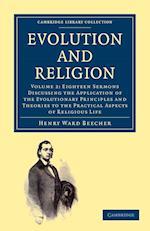 Evolution and Religion af Henry Ward Beecher