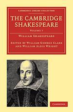 The Cambridge Shakespeare af William Shakespeare, William Aldis Wright, William George Clark