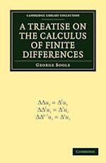 A Treatise on the Calculus of Finite Differences af George Boole