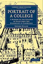 Portrait of a College af Edward Miller