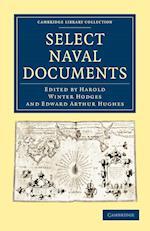Select Naval Documents af Harold Winter Hodges, Edward Arthur Hughes