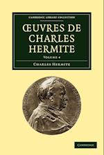 Ouvres De Charles Hermite af Charles Hermite