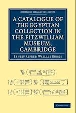 A Catalogue of the Egyptian Collection in the Fitzwilliam Museum, Cambridge af E A Wallis Budge