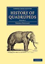 History of Quadrupeds af Thomas Pennant