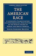 The American Race af Daniel Garrison Brinton