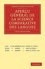 Apercu General De La Science Comparative Des Langues af Louis Benloew