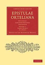 Epistulae Ortelianae