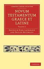 Novum Testamentum Graece Et Latine af Philipp Buttmann, Karl Lachmann