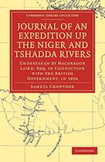 Journal of an Expedition Up the Niger and Tshadda Rivers af Samuel Crowther