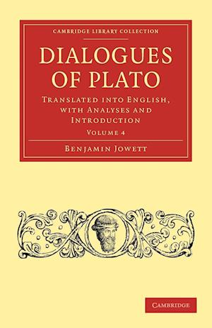 Dialogues of Plato - Volume 4