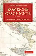 Roemische Geschichte af Barthold Georg Niebuhr