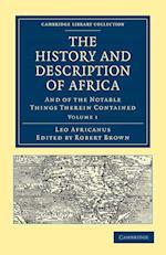 The History and Description of Africa af Robert Brown, Leo Africanus, John Pory