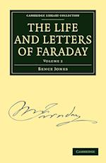 The Life and Letters of Faraday af Bence Jones, Michael Faraday