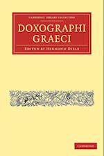 Doxographi Graeci 2 Part Set af Hermann Diels