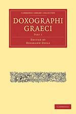 Doxographi Graeci