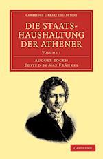 Die Staatshaushaltung Der Athener af August Boeckh, Max Frankel