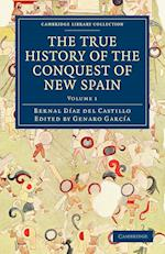 The True History of the Conquest of New Spain af Bernal Diaz Del Castillo, Alfred Percival Maudslay, Genaro Garcia