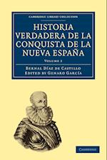Historia Verdadera de la Conquista de la Nueva Espana af Genaro Garcia, Bernal Diaz Del Castillo