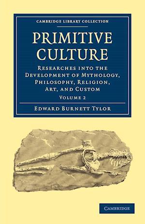 Primitive Culture - Volume 2