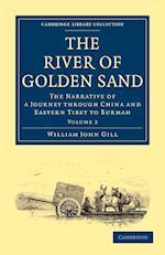 The River of Golden Sand af Henry Yule, William John Gill
