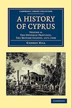 A History of Cyprus af George Hill, Harry Luke