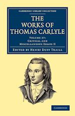 The Works of Thomas Carlyle af Henry Duff Traill, Thomas Carlyle