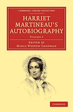 Harriet Martineau's Autobiography af Maria Weston Chapman, Harriet Martineau