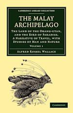 The Malay Archipelago af Alfred Russel Wallace