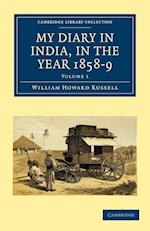 My Diary in India, in the Year 1858-9 af William Howard Russell