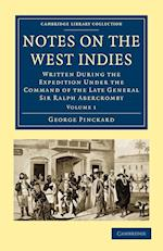 Notes on the West Indies - Volume 1