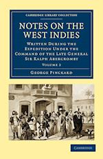 Notes on the West Indies af George Pinckard