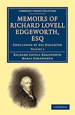 Memoirs of Richard Lovell Edgeworth, Esq af Richard Lovell Edgeworth, Maria Edgeworth
