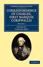 Correspondence of Charles, First Marquis Cornwallis af Charles Cornwallis, Charles Ross