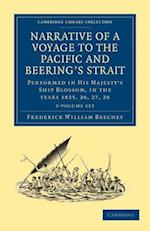 Narrative of a Voyage to the Pacific and Beering's Strait - 2 Volume Set