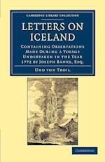 Letters on Iceland (Cambridge Library Collection: Travel and Exploration)