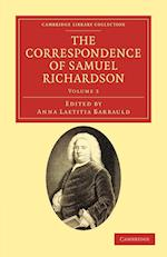 The Correspondence of Samuel Richardson af Samuel Richardson, Anna Letitia Barbauld