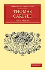 Thomas Carlyle af John Nichol