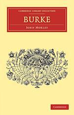 Burke af John Morley
