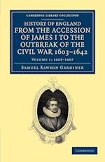 History of England from the Accession of James I to the Outbreak of the Civil War, 1603-1642 af Samuel Rawson Gardiner